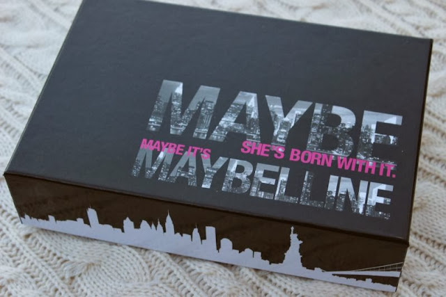 Maybelline Boots Beauty Box