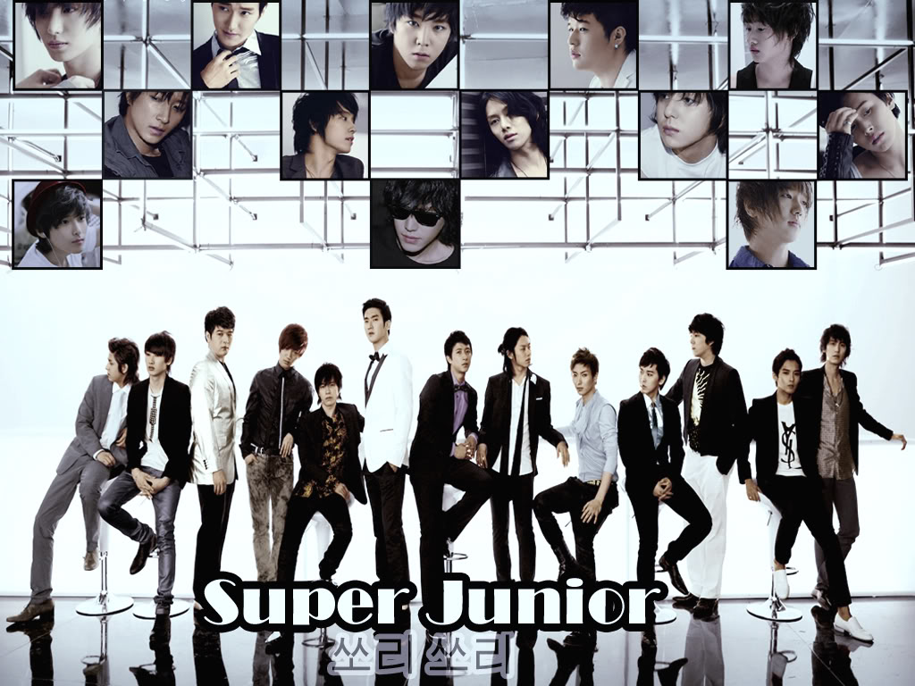 Super Junior Release iPhone Game Application
