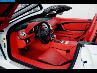 Mercedes slr interior - صور مرسيدس slr من الداخل