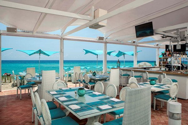 Restaurante Bella Beach Club Miami