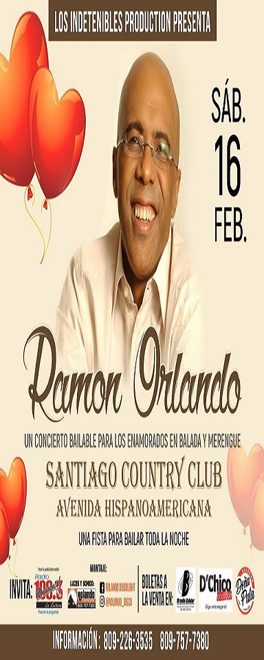 SABADO 16 DE FEBRERO, SANTIAGO COUNTRY CLUB