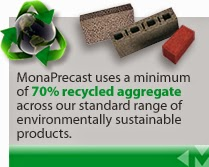 Mona Precast Concrete Building Blocks