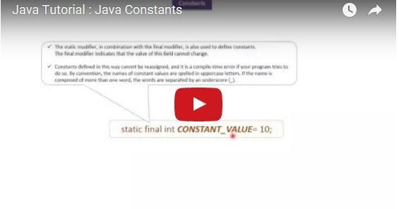 Java ee java tutorial java constants for Pool design pattern java