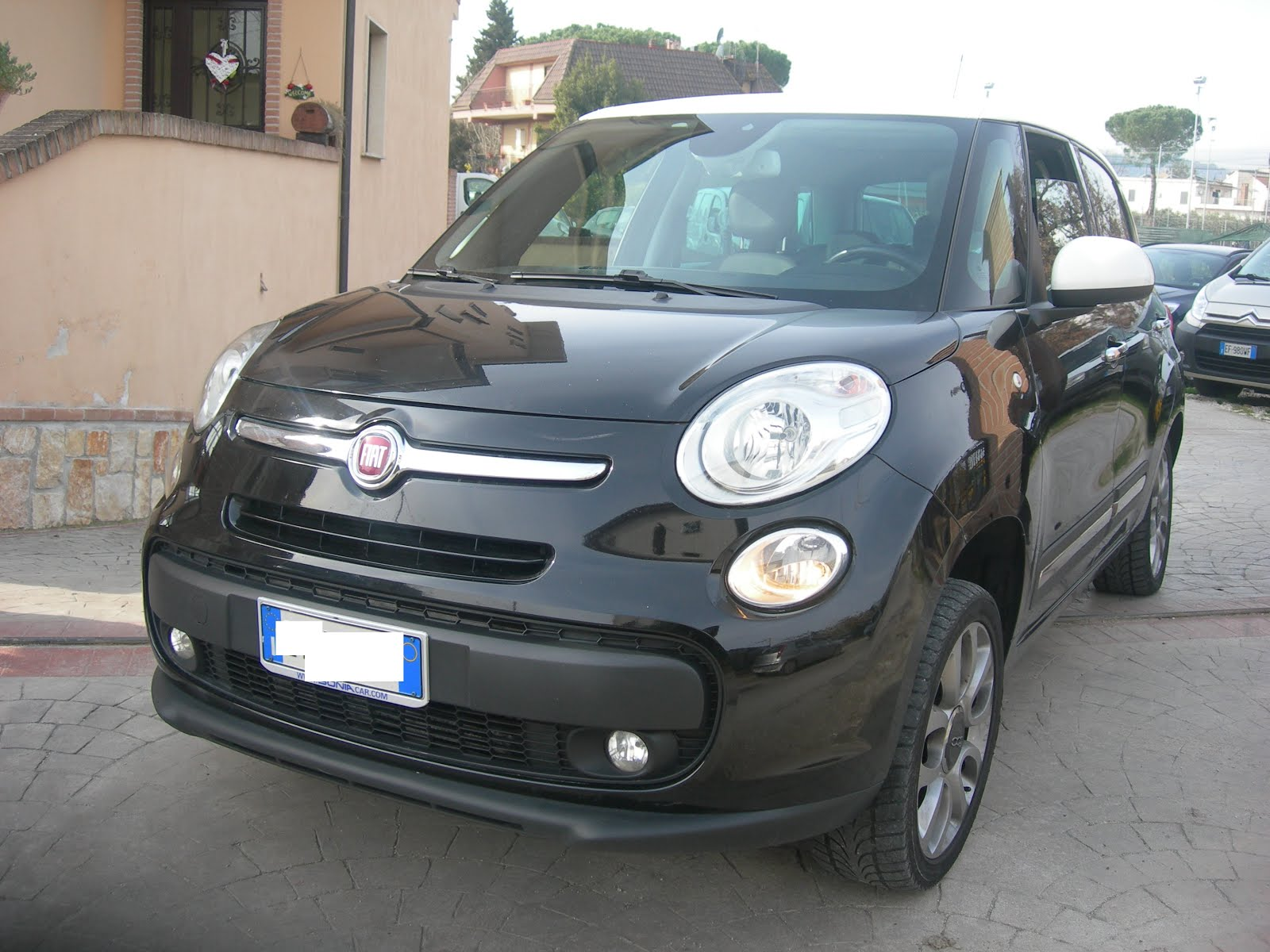 FIAT 500L 900 TWIN AIR TURBO N.POWER METANO LOUNGE 90.000 KM ACC: FULL PREZZO 12.000,00 EURO