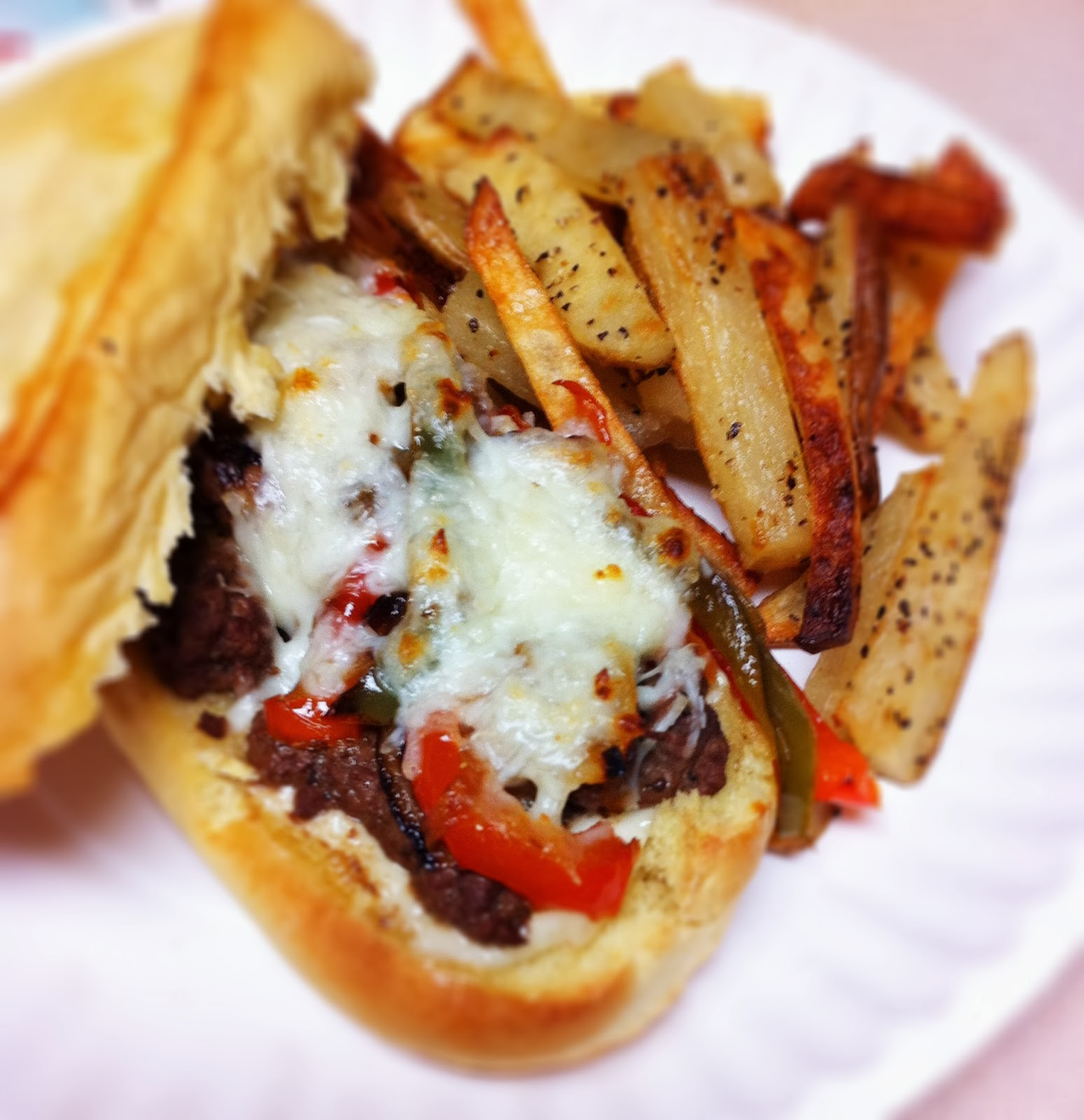 Philly Steak Sandwiches Hickory Ridge Studio
