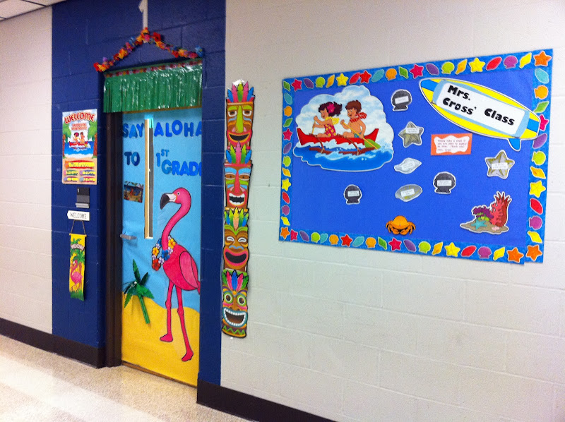 State of the Classroom Address: Ocean Themed Updates title=