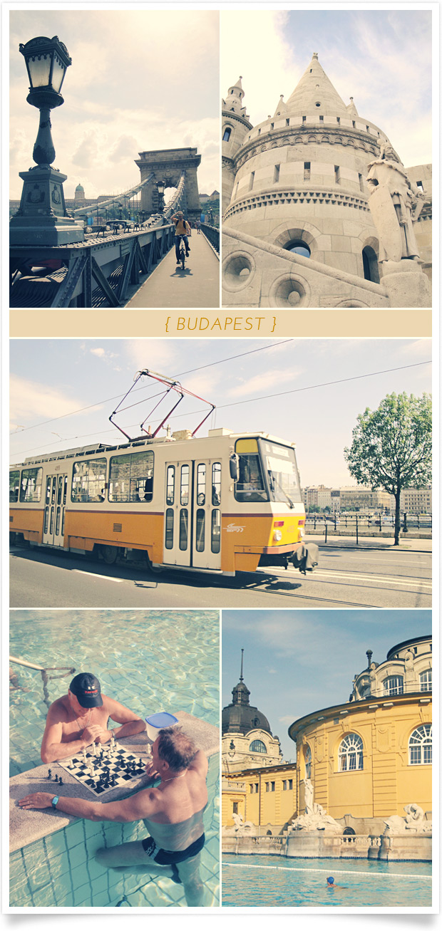 Budapest City Getaway