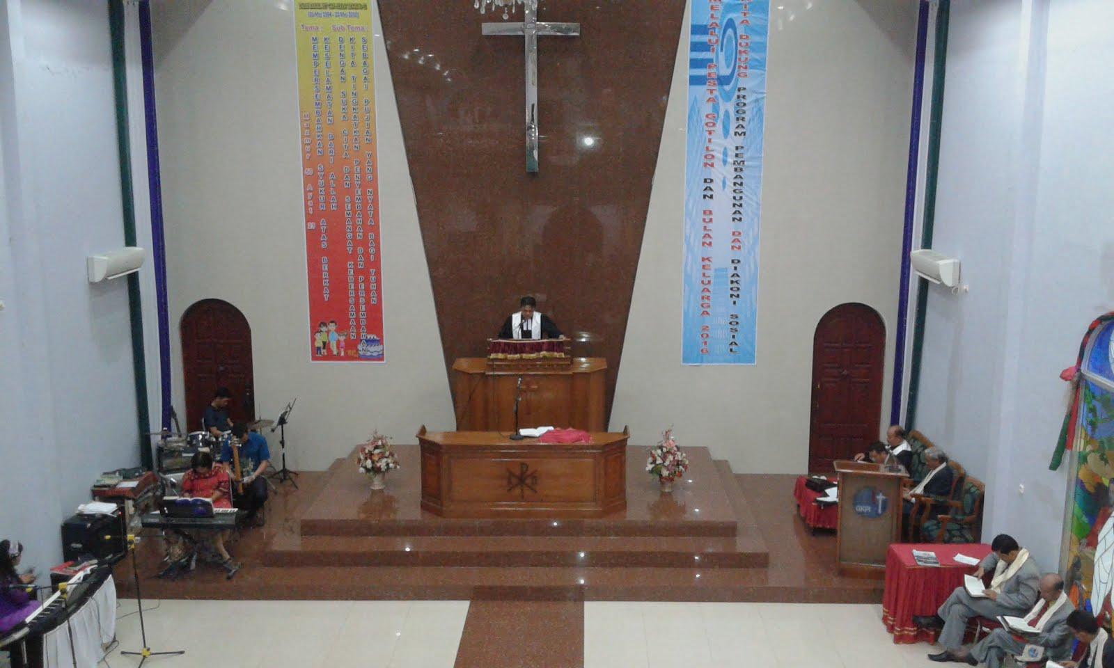 Gereja Kristen Protestan Indonesia