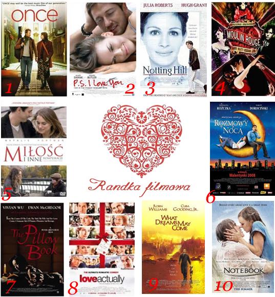 romantyczne filmy