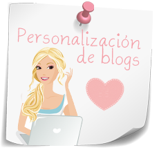 fiesta de enlaces. Personalizacion de blogs