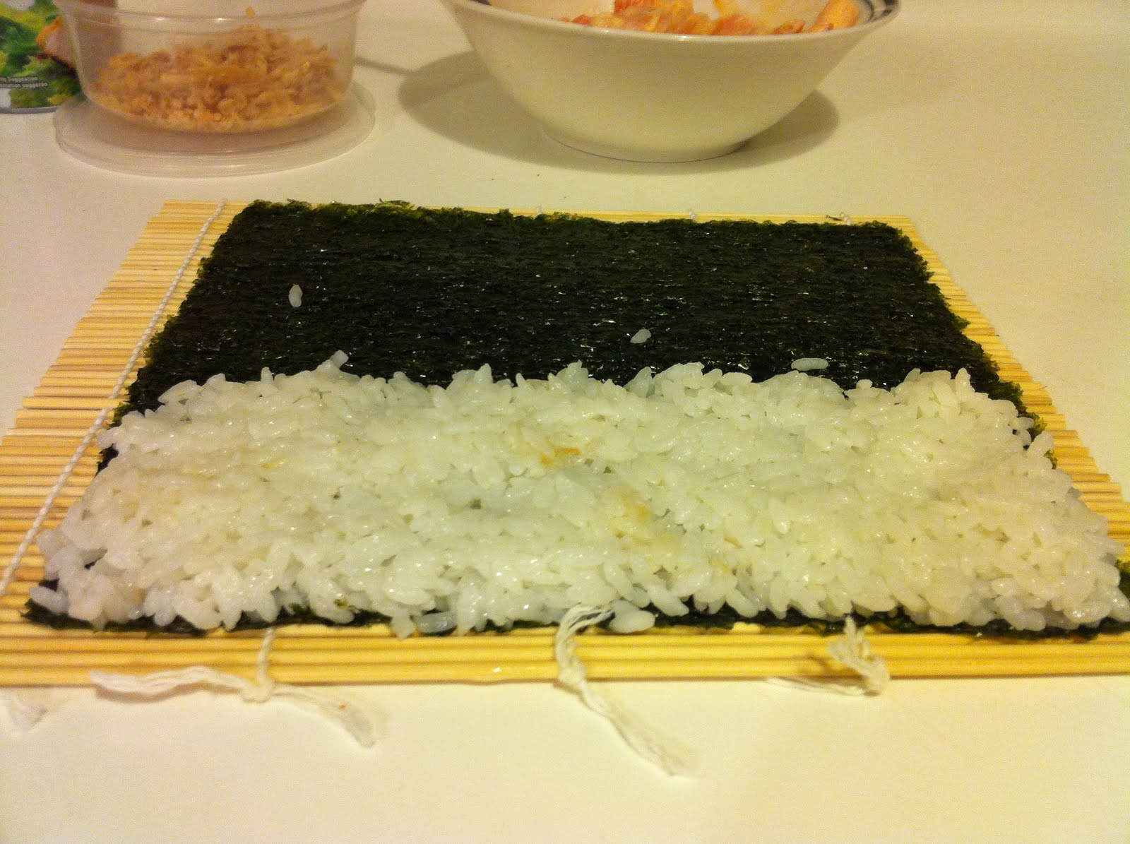 how to make nori sheets from scratch