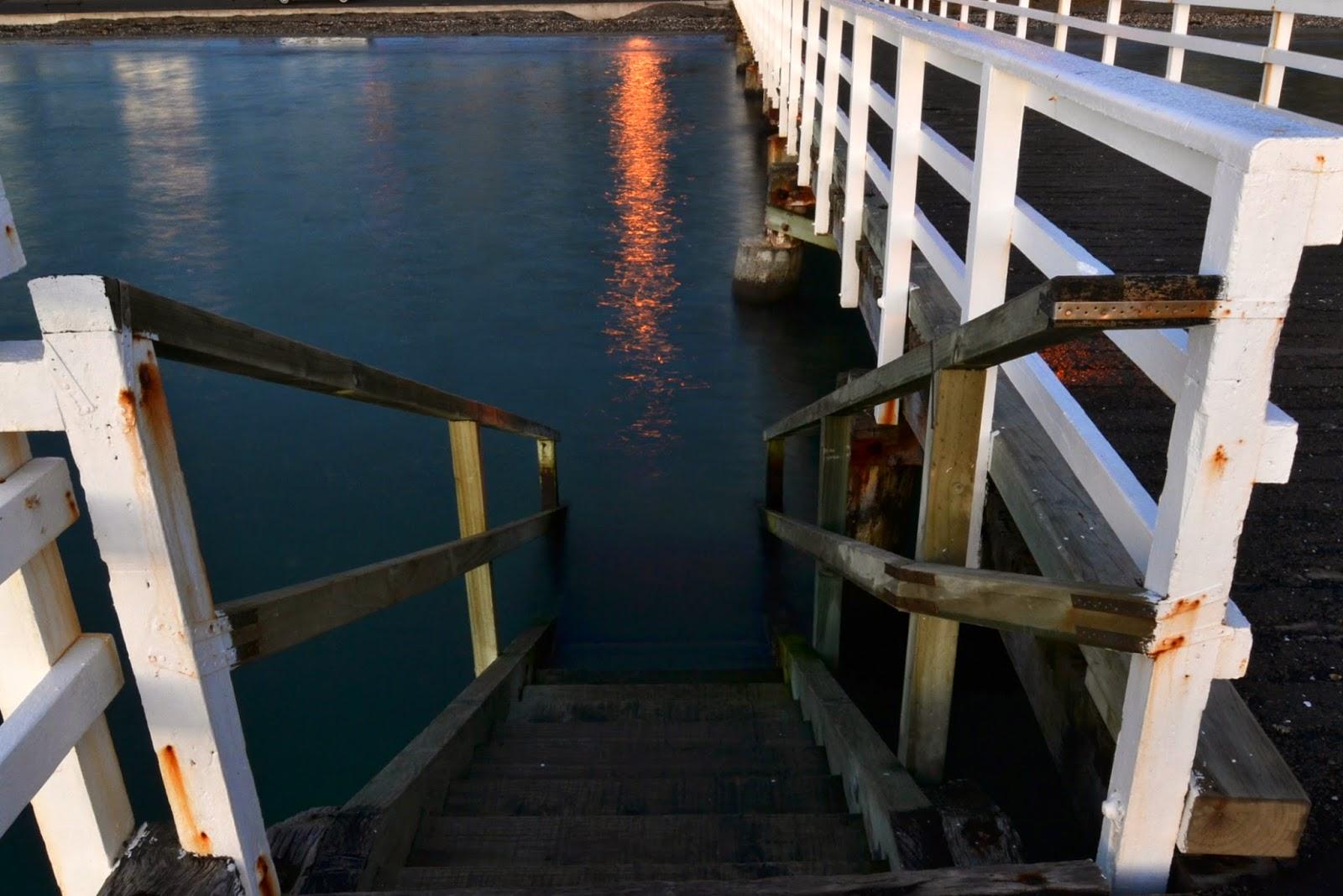 Seatoun Pier
