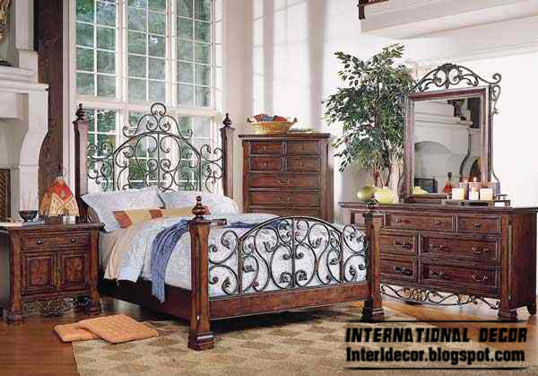 American bedrooms furniture classic designs 2013 - International decor