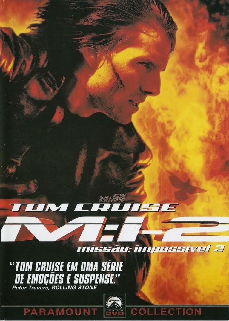 Missão Impossível 2 – Dublado (2000)