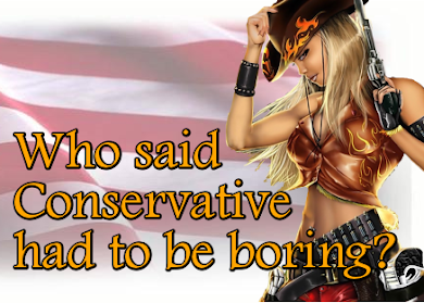 Who Said Conservative Had To Be Boring?