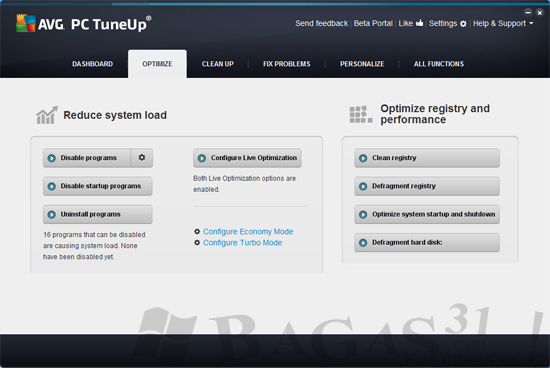 AVG PC TuneUp 2014 Full Activator 2