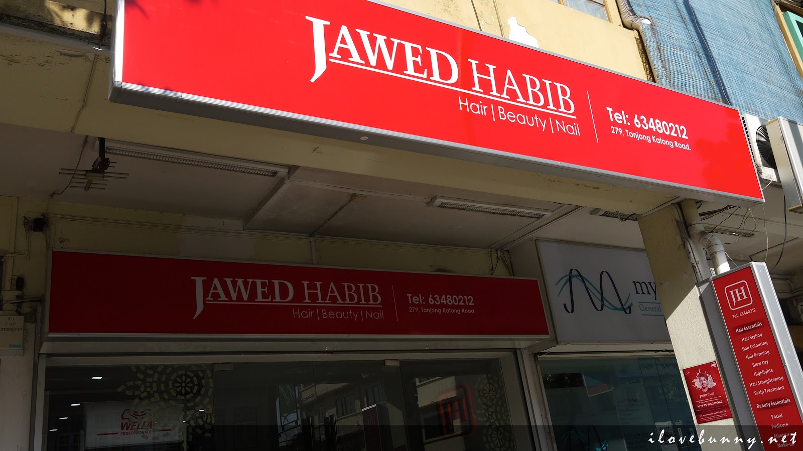 Salon Review Jawed Habib Hair Salon I Love Bunny