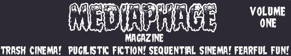 Mediaphage Magazine