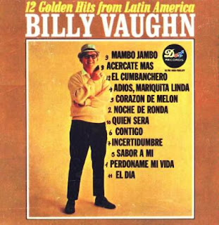 Billy Vaughn - 12 Golden Hits from Latin America (1965)