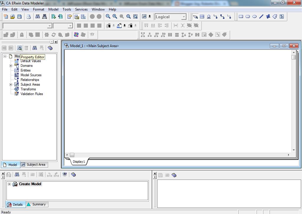 AllFusion ERwin Data Modeler 7.3 (ERwin) ERwin Validator 7.3 .19