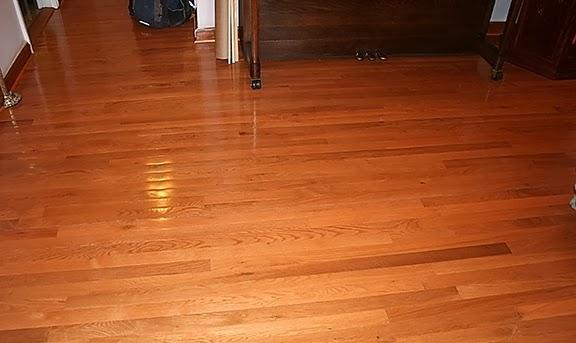 Hardwood Floor Installation, NYC