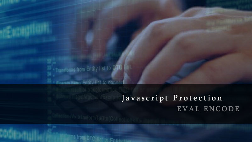 Proteksi Javascript Eval Encode