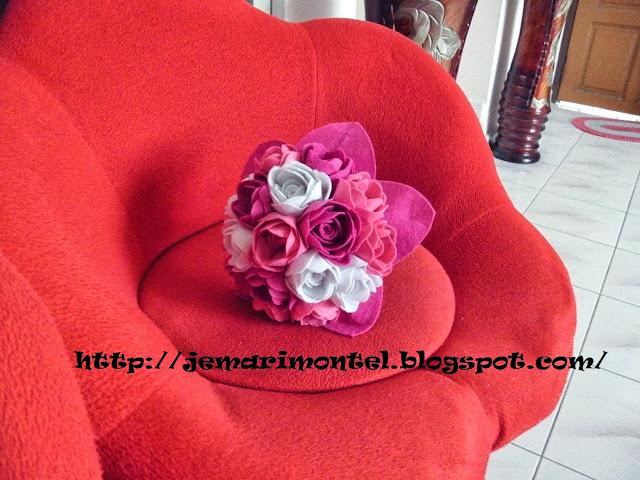 bunga felt