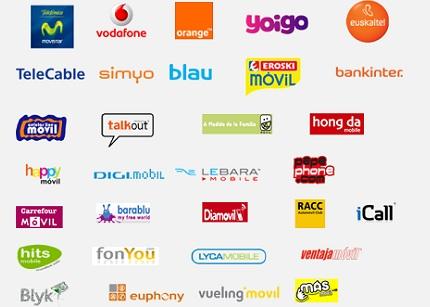 compania de telefonia en espana: