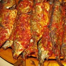Resep Ikan Mas Bumbu Bali