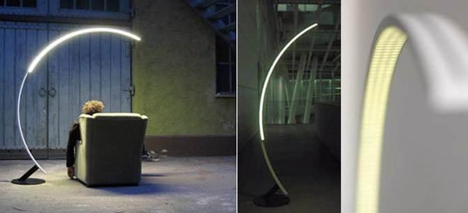 Trojan Lamp Beautiful Lighting Idea
