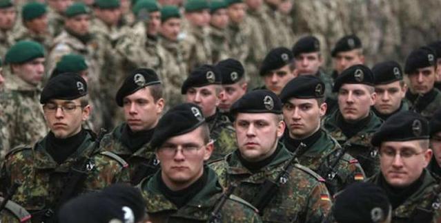Ιδού η «πολιτισμένη» Γερμανία που μας «κουνά το δάχτυλο»! Δείτε τι κάνουν στις Ένοπλες Δυνάμεις!!!