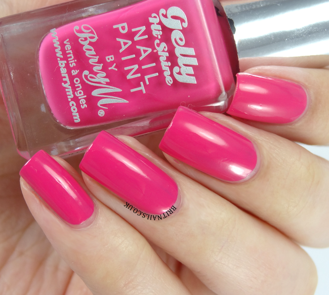 Barry M Pink Punch