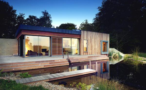 Desain Rumah Atap Hijau dan Ramah Lingkungan