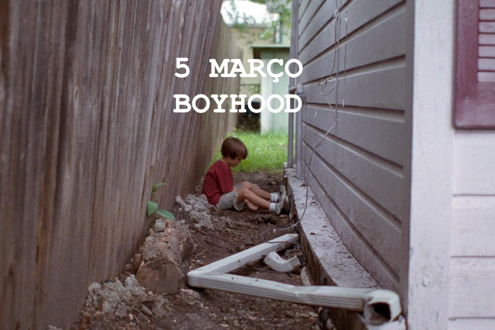Boyhood - Momentos de Uma Vida - Boyhood (2014)