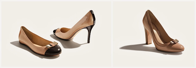 Francine, Neena and Sylvie - Coach Fall 2013 Footwear Collection