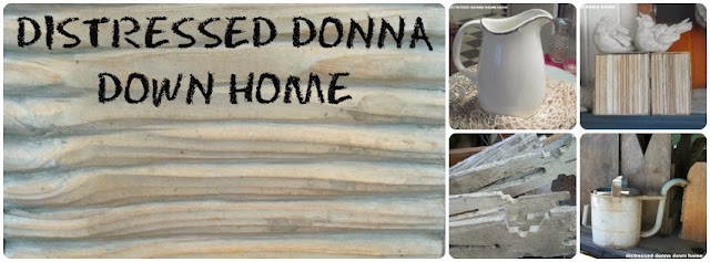 Distressed Donna Down Home