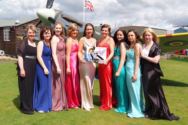 Spitfire Girls Calendar