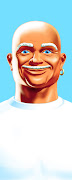 Even Mr. Clean himself is supporting awareness this month. Check it out!