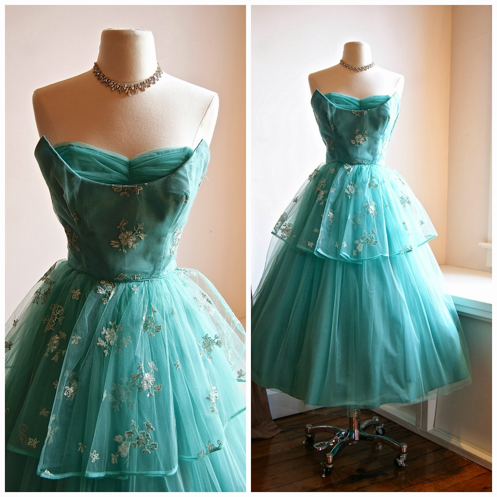 1950s Emma Domb Sweetheart Dress Waist 28 Available To Purchase Here