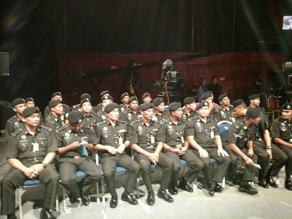 Dialog Penjara Sejahtera di RTM1, Jabatan Penjara Malaysia