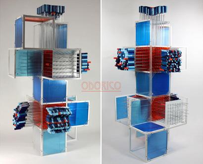 furniture design idea: odorico - unique storagemattis esnault