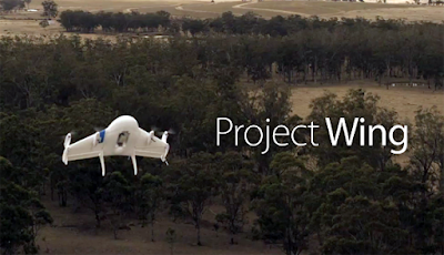 What is Google Project Wing ? Read Here