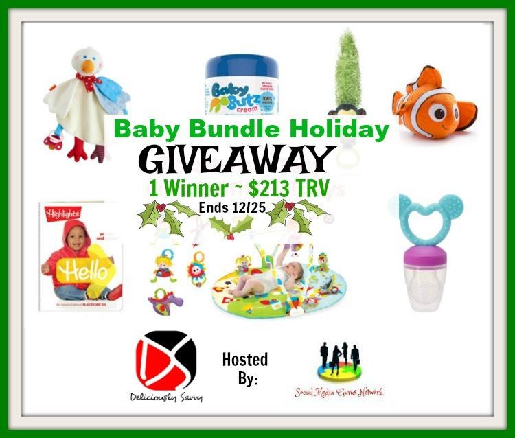 Baby Bundle Giveaway