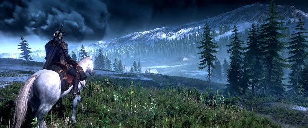 The Witcher 3 Won't Have Co-Op