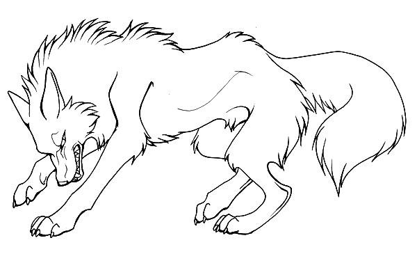 Dibujos de Lobos  Vida Blogger