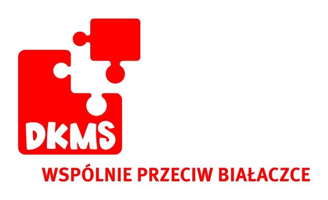 Logo Fundacji DKMS Polska