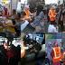 Keliling Terminal, Petugas Posko cek Kesehatan Pemudik Antar Bus