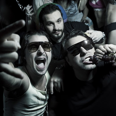 Swedish House Mafia - Ushuaia, Ibiza