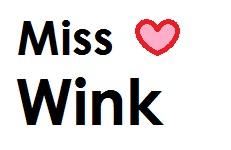 Miss Wink