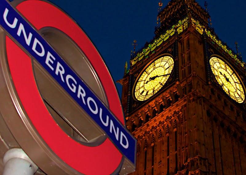 Reloj del Parlamento